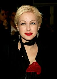 Cyndi Lauper at the Roundabout Theater 2005 Spring Gala.