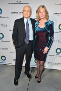 Norman Lear and Lyn Lear at the 2nd Annual Evening Of Environmental Excellence.