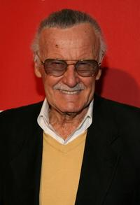 Stan Lee at the Spike TV's 2007 Video Game Awards.
