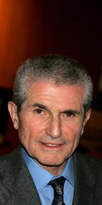 Claude Lelouch at the opening night reception of the 9th Annual City of Lights City of Angels Film Festival.