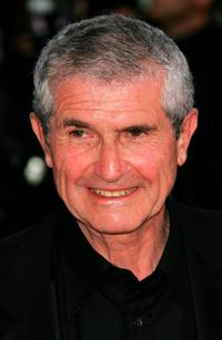 Claude Lelouch at the premiere of