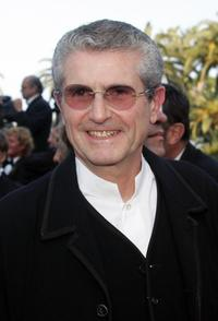 Claude Leloucht at the official projection of