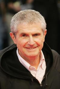 Claude Lelouch at the screening of