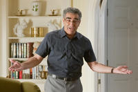 Eugene Levy as Jim's Dad in