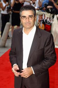 Eugene Levy at the UK premiere of