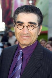 Eugene Levy at the premiere of