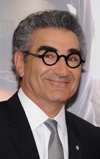 Eugene Levy at the New York premiere of