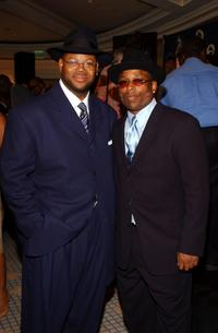 Jimmy Jam and Terry Lewis at the 2004 Governors Membership Awards luncheon.