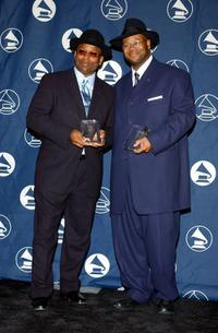 Terry Lewis and Jimmy Jam at the 2004 Governors Membership Awards luncheon.