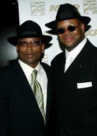 Terry Lewis and Jimmy Jam at the ASCAP's 18th Annual Rhythm and Soul Music Awards Gala.
