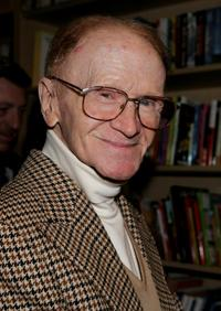 Red Buttons at the premiere book signing of author Ben Alba's