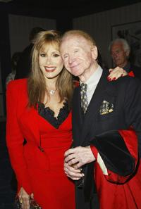 Rhonda Shear and Red Buttons at the