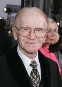 Red Buttons at the Los Angeles premiere of