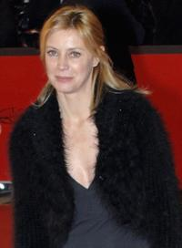 Margherita Buy at the premiere of