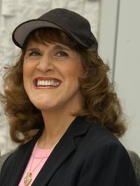 Ruth Buzzi at the ceremony honoring comedians Dick Martin and Dan Rowan.