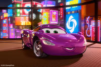 Holley Shiftwell in ``Cars 2.''