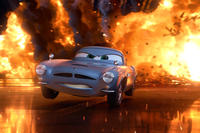 Finn McMissile in ``Cars 2.''