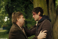 Timothy Spall as George and Jim Sturgess as Jamie in ``Heartless.''