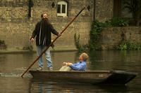 Aubrey de Grey and Mark Wexler in ``How to Live Forever.''