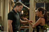 Justin Timberlake as Dylan and Mila Kunis as Jamie in ``Friends with Benefits.''