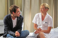 Nick Stahl as Dylan and Amy Smart as Natalie in ``Dead Awake.''