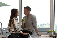 Emma Stone as Hannah and Ryan Gosling as Jacob Palmer in ``Crazy, Stupid, Love.''
