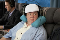 Melissa McCarthy as Megan in ``Bridesmaids.''