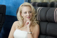 Wendi McLendon-Covey as Rita in ``Bridesmaids.''