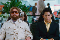 Zach Galifianakis as Alan and Mason Lee as Teddy in ``The Hangover Part II.''