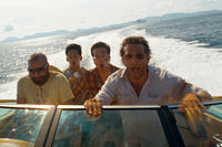 Zach Galifianakis as Alan, Mason Lee as Teddy, Ed Helms as Stu and Bradley Cooper as Phil in ``The Hangover Part II.''