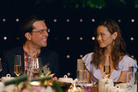 Ed Helms as Stu and Jamie Chung as Lauren in ``The Hangover Part II.''