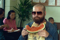 Zach Galifianakis as Alan in ``The Hangover Part II.''