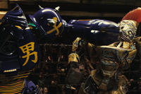 Noisy Boy and Midas in ``Real Steel.''