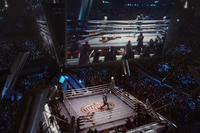 A scene from ``Real Steel.''