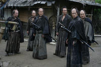 A scene from ``13 Assassins.''