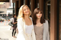 Kate Hudson as Darcy and Ginnifer Goodwin as Rachel in ``Something Borrowed.''