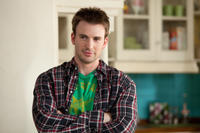 Chris Evans as Colin Shea in ``What's Your Number?.''
