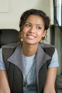 Gugu Mbatha-Raw as Talia in ``Larry Crowne.''