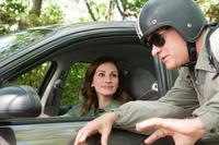 Julia Roberts as Mercedes Tainot and Tom Hanks as Larry Crowne in ``Larry Crowne.''