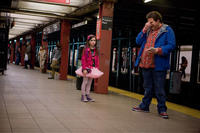 Kevin Hernandez as Rodrigo, Max Records as Slater, Landry Bender as Blithe and Jonah Hill as Noah in ``The Sitter.''