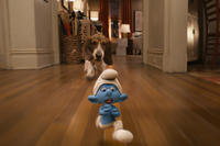 Clumsy Smurf in ``The Smurfs.''