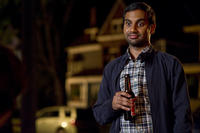 Aziz Ansari as Chet in ``30 Minutes or Less.''