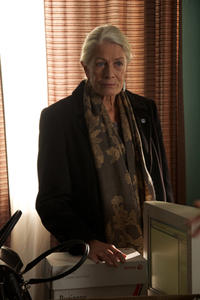 Vanessa Redgrave as Madeleine Rees in ``The Whistleblower.''