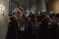 Jeremy Piven as Timekeeper in ``Spy Kids: All the Time in the World.''