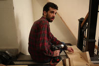 Jay Baruchel as Victor in ``Good Neighbors.''