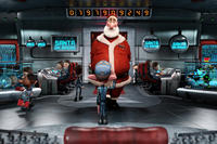 Santa in 'Arthur Christmas.''