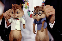 Alvin and Simon in ``Alvin and the Chipmunks: Chipwrecked!.''