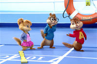 Brittany, Simon and Alvin in ``Alvin and the Chipmunks: Chipwrecked!.''