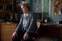 Zoe Caldwell as Oskar's Grandmother in ``Extremely Loud & Incredibly Close.''