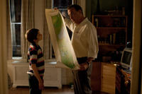 Thomas Horn as Oskar Schell and Tom Hanks as Thomas Schell in ``Extremely Loud & Incredibly Close.''